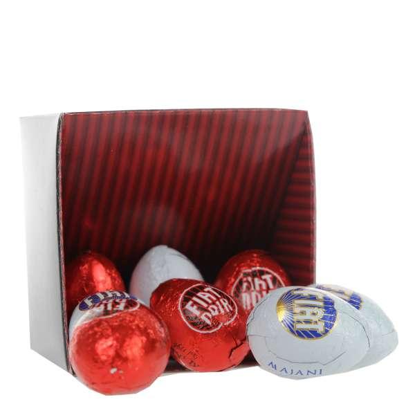 Osterset Fiat Ovò XL gefüllte Schokoladen-Eier