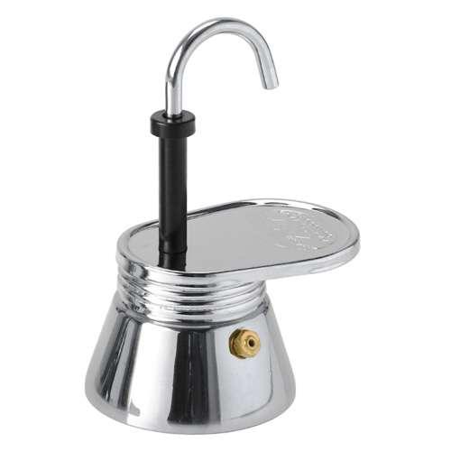 GSI Outdoors Mini Edelstahl Espressokocher 1 Tasse