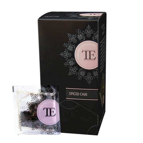 TE Luxury Tea Bag Spiced Chai 15 Teebeutel 52,5 g