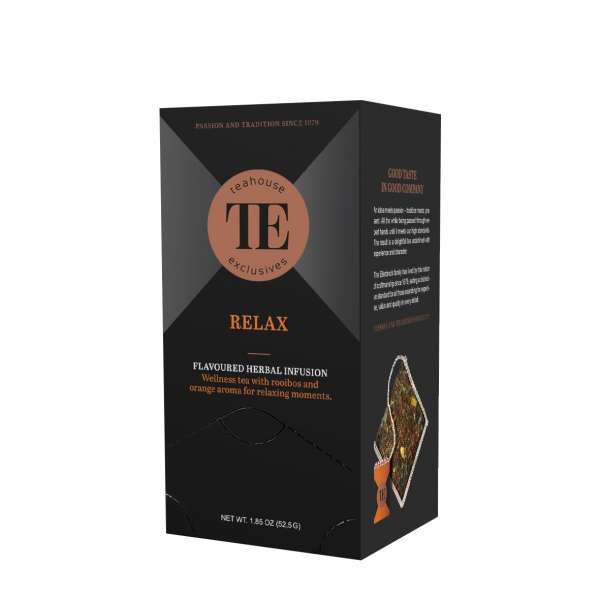 TE Luxury Tea Bag Relax 15 Teebeutel 52,5 g