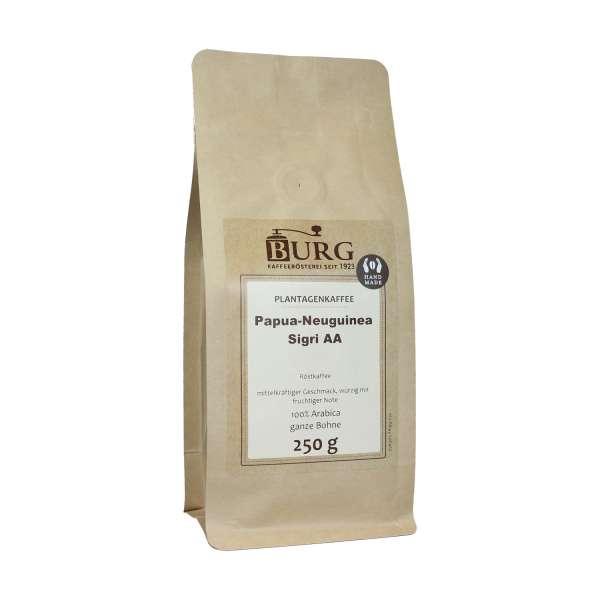 BURG Papua Neuguinea Sigri AA Kaffee