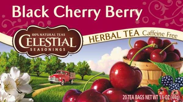 Celestial Seasonings Black Cherry Berry Tee 20 Beutel