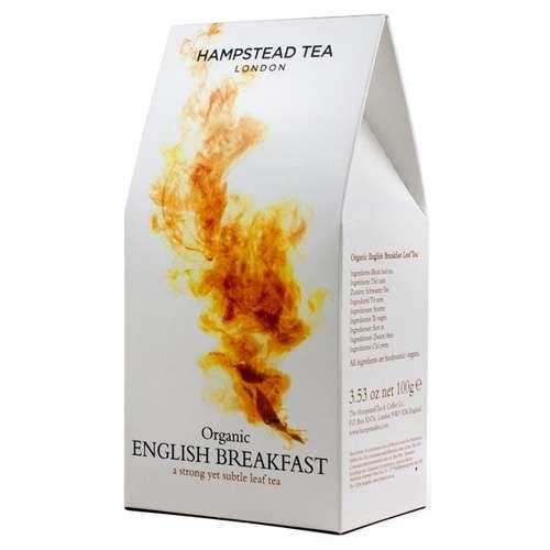 HAMPSTEAD TEA Bio English Breakfast loser Tee 100 g