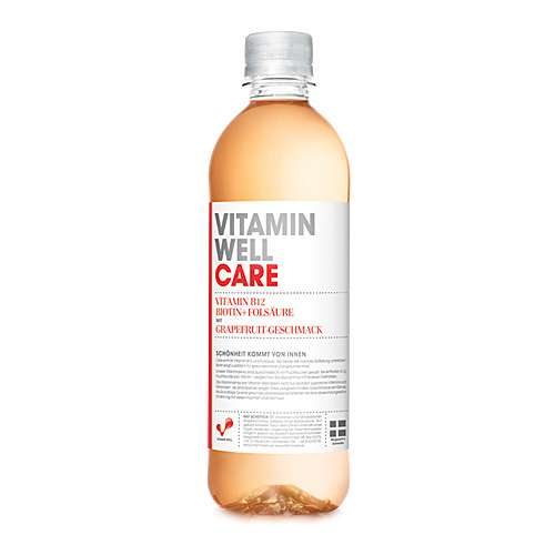 Vitamin Well Vitamindrink Care 500 ml