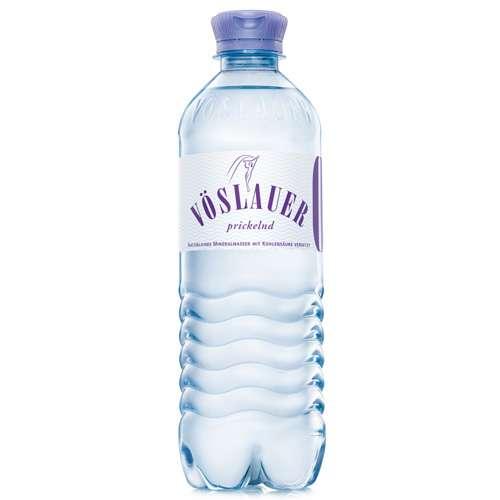 Vöslauer Mineralwasser prickelnd PET 500 ml