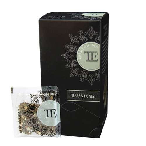TE Luxury Tea Bag Herbs & Honey 15 Teebeutel 52,5 g