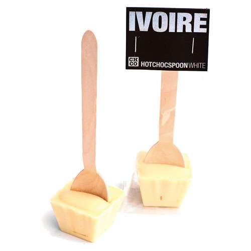 HOTCHOCSPOON Ivoire Weiss 50 g