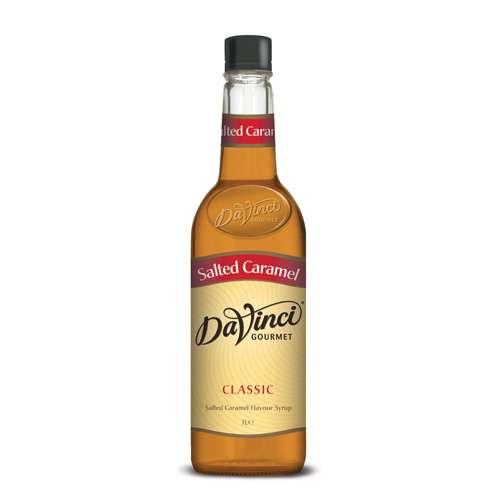 Da Vinci Gourmet Sirup Salted Karamell PET 1 L