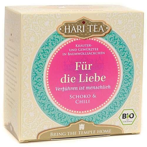 """HARI TEA Bio """"Für die Liebe"""" 10 Teebeutel 20 g"""