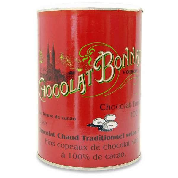 Bonnat Trinkschokolade Tonic 100% Kakao 400 g