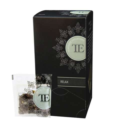 TE Luxury Tea Bag Relax 15 Teebeutel 52,5 g