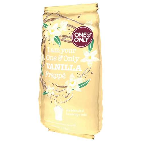 one&only Frappe Pulver Vanille 1 kg