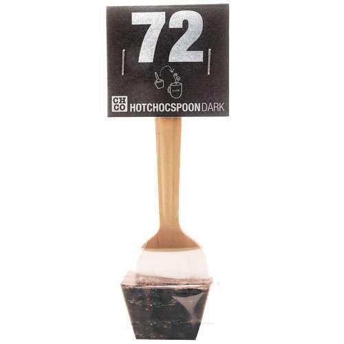 HOTCHOCSPOON 72 % Zartbitter 50 g