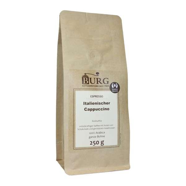 BURG italienischer Cappuccino