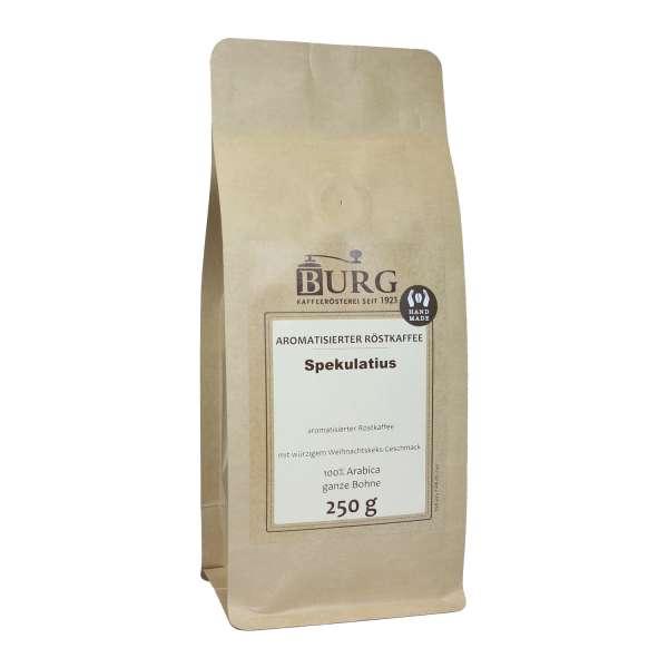 BURG Spekulatius Kaffee aromatisiert
