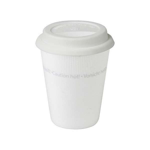 Coffee-To-Go Becher aus Porzellan von Könitz