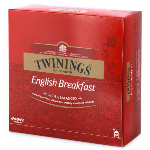 Twinings English Breakfast Tee 100 Teebeutel