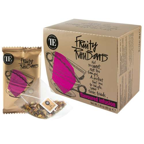 TE Everyday Tea Fruity Rhubarb 16 Teebeutel 40 g