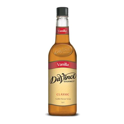 Da Vinci Gourmet Sirup Vanille PET 1 L