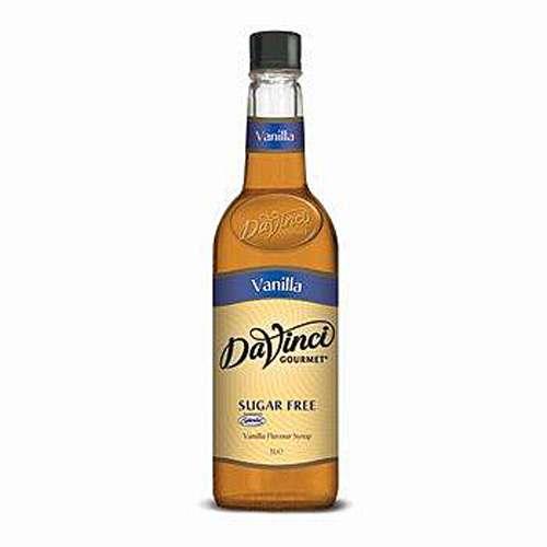 Da Vinci Gourmet Sirup Vanille zuckerfrei PET 1 L