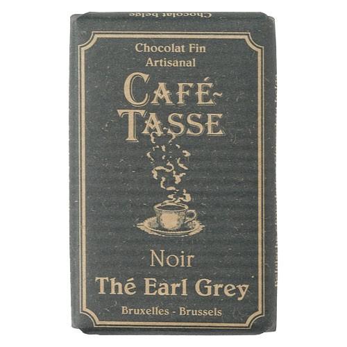 Café-Tasse Zartbitterschokolade Tee 10 Täfelchen á 9 g im Shop kaufen