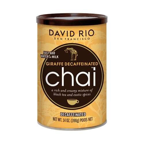 David Rio Giraffe Decaf Chai 398 g