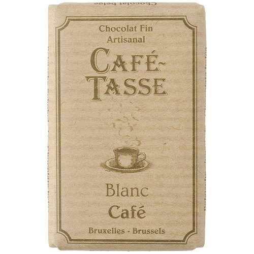 Café-Tasse Weiße Schokolade Kaffee 10 Täfelchen á 9 g