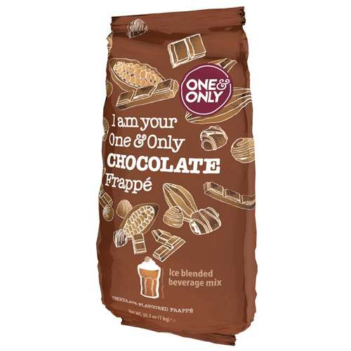 one&only Frappe Pulver Schokolade 1 kg