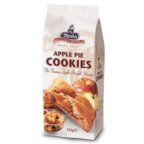 Merba Apple Pie Cookies 225 g
