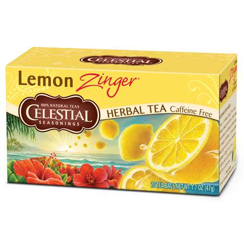 Celestial Seasonings Lemon Zinger 20 Beutel