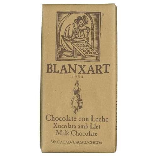 Blanxart Milchschokolade 200 g