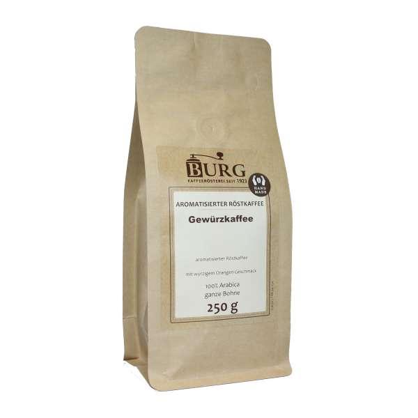 BURG Gewürz Kaffee aromatisiert