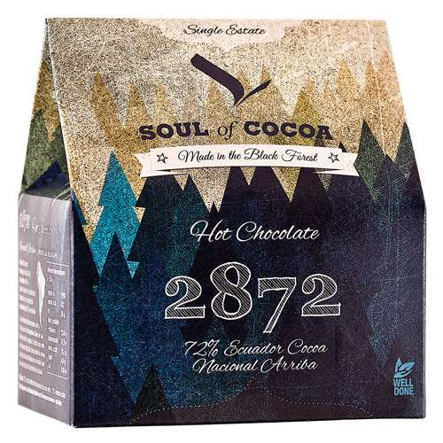 Soul of Cocoa 2872 Hot Chocolate 250 g