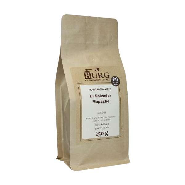 BURG Kaffee El Salvador Mapache