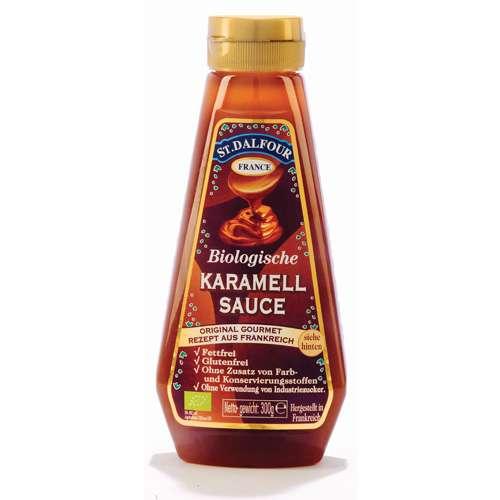 St. Dalfour Bio Karamell Sauce 300 g