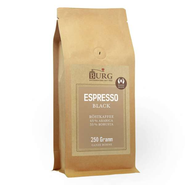 BURG Espresso Black