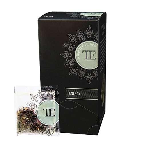 TE Luxury Tea Bag Energy 15 Teebeutel 52,5 g