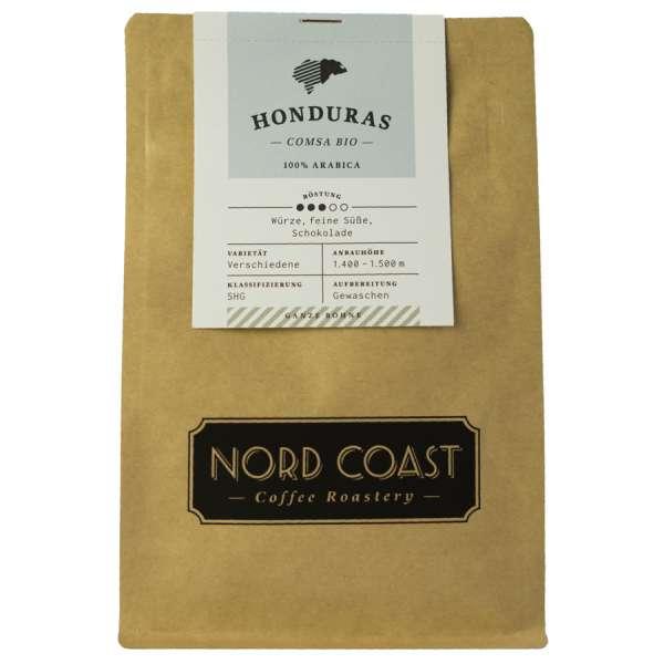 NORD COAST Honduras Comsa Bio Kaffee Bohne 250 g