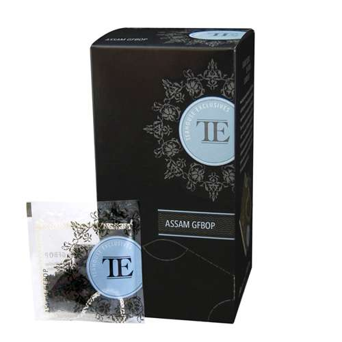 TE Luxury Tea Bag Assam GFBOP 15 Teebeutel 52,5 g