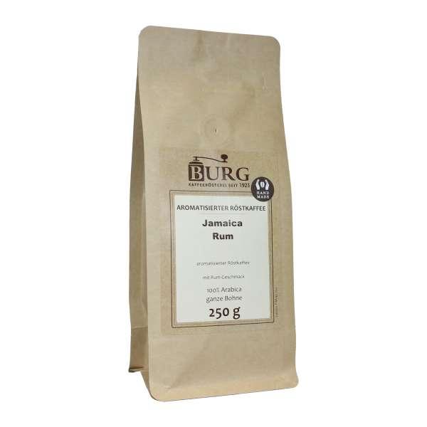 BURG Jamaica Rum Kaffee aromatisiert
