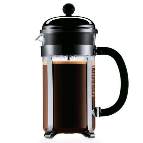 Bodum CHAMBORD Kaffeebereiter 8 Tassen 1,0 L