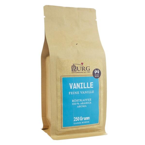 BURG Vanille Kaffee bestellen im Shop