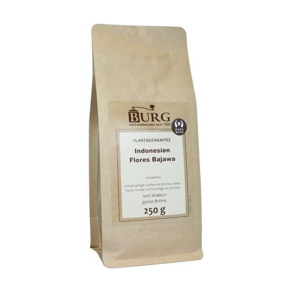 BURG Indonesien Flores Bajawa Kaffee