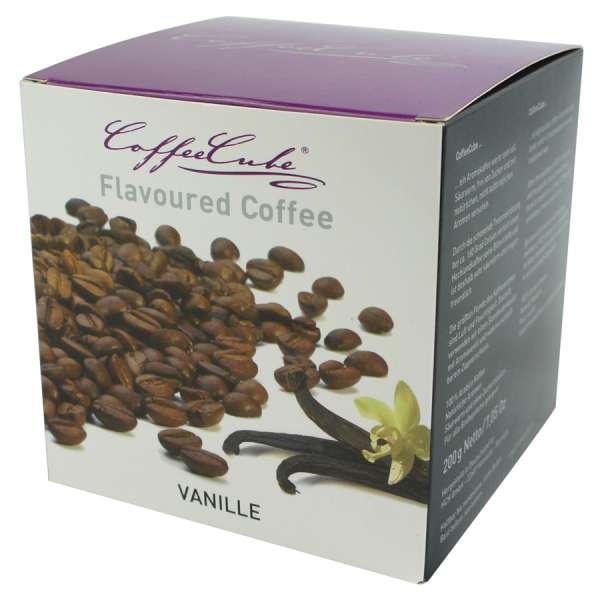 CoffeeCube Vanille Kaffee gemahlen 200 g