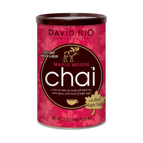 David Rio Maple Moose Chai 398 g