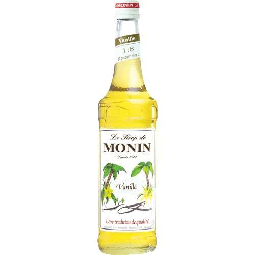 Monin Sirup Vanille 700 ml