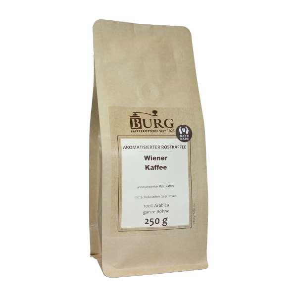 BURG Wiener Kaffee mit Kakao-Öl aromatisiert