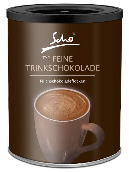 Scho Feine Trinkschokolade Dose 500 g