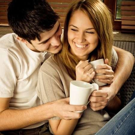 Kaffee für Verliebte