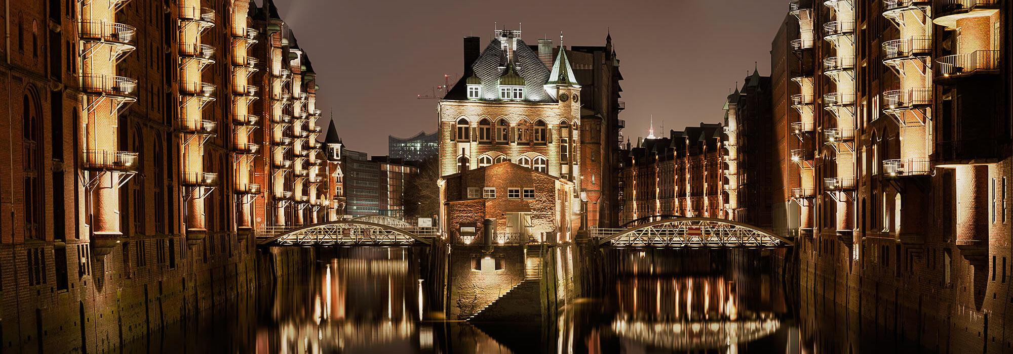 Wasserschloss-Speicherstadt-Hamburg-Teekontor